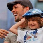 fotos do william levy com seus filhos