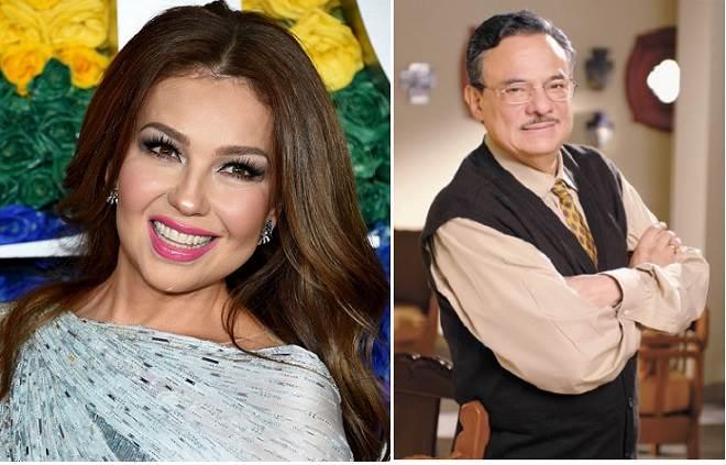 thalia revela que e fã de ator e cantor que morreu