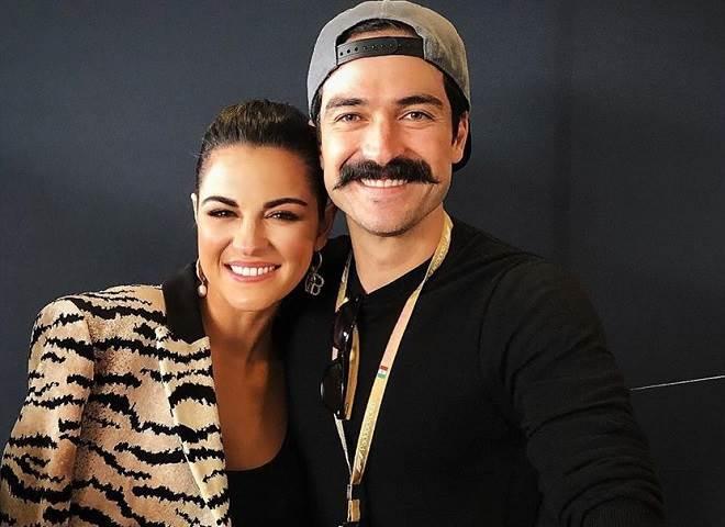 Maite Perroni e Alfonso Herrera