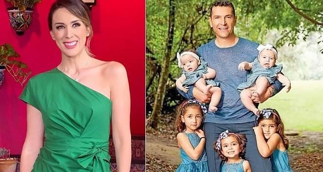 Jacqueline Bracamontes confessa que não quer que as filhas se pareçam com o pai