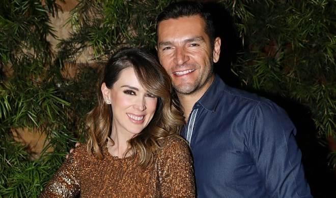Martin Fuentes marido da Jacqueline Bracamontes