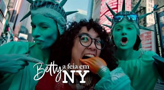 Betty a Feia em NY, ganha data de estreia