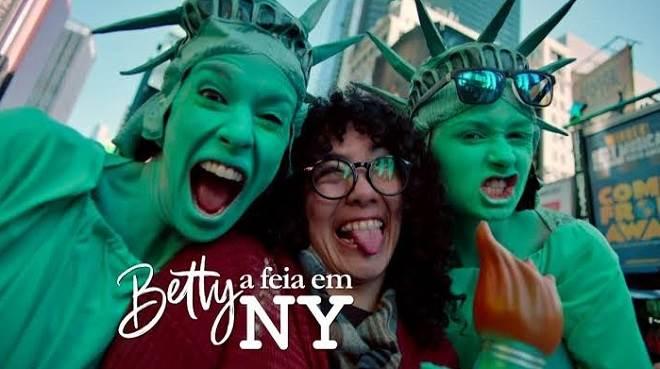 5 Vezes que Betty a Feia fez sucesso no Brasil