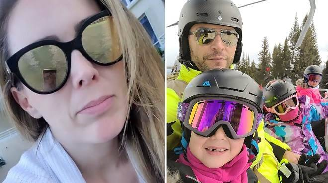 Jacqueline Bracamontes vive drama longe das filhas e marido por causa do Coronavírus