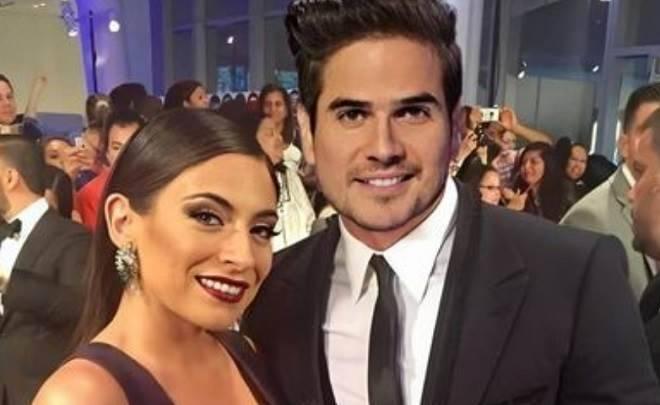 Daniel Arenas compartilha vídeo de Ana Brenda