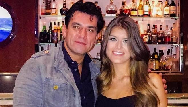 Filha de Jorge Salinas afirma que vai querer o pai em seu casamento