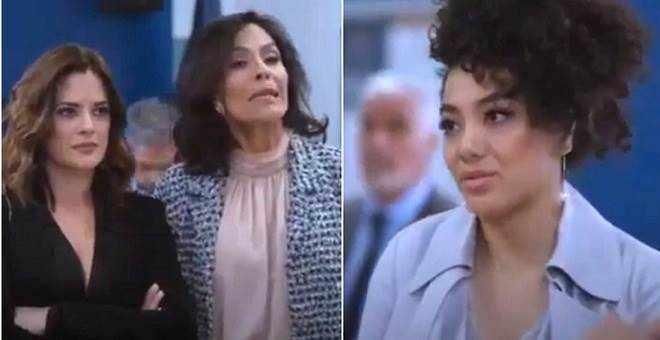 Betty, a Feia em Nova York: Betty tenta ajudar Armando, mas é humilhada