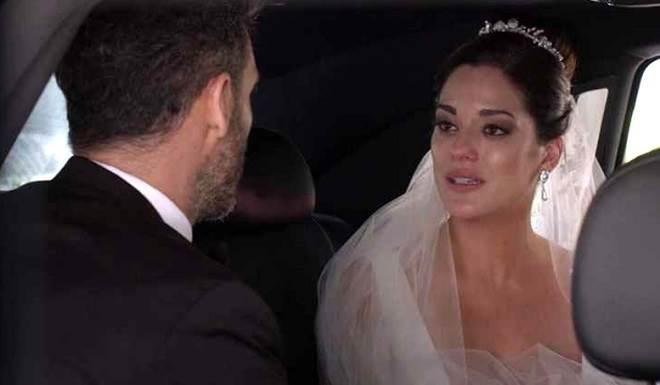 Betty, a Feia em Nova York: Marcela desiste de se casar com Armando na última hora