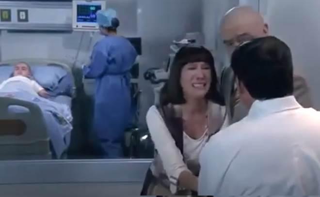 Quando Me Apaixono: Andrezinho fica muito mal após a transplante