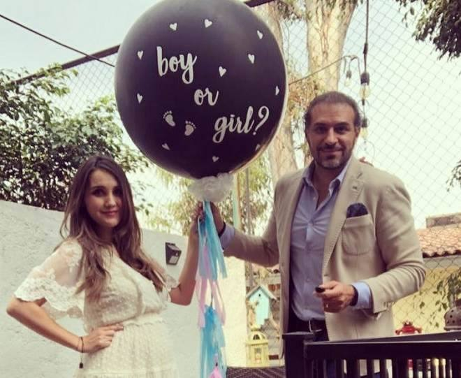 Dulce Maria confirma se vai ter menino ou menina