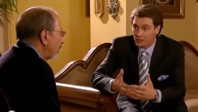 Quando Me Apaixono: Padre Severino quer obrigar Jerônimo a se casar com Marina
