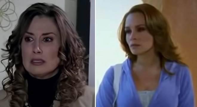 Quando Me Apaixono: Regina suspeita que Roberta seja sua filha