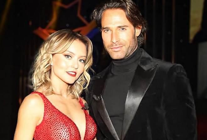Sebastián Rulli relata tática que usou para que Angelique Boyer não repetisse erro com vestido