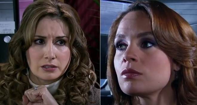 Quando Me Apaixono: Regina começa a desconfiar de Roberta