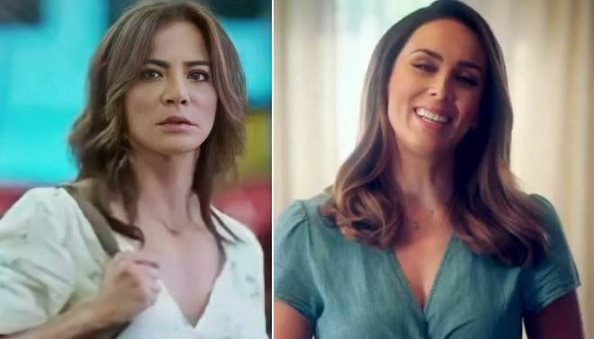 Silvia Navarro e Jacqueline Bracamontes aparecem juntas em novo trailer de nova novela